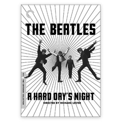 A Hard Day's Night<br />(Criterion/Janus films)