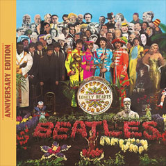 The Beatles<br />Sgt. Pepper&rsquo;s Lonely Hearts Club Band<br />(Apple Corps/Universal)
